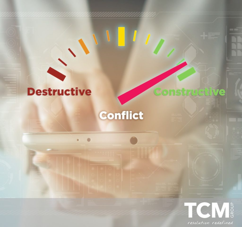 TCM neutral evaluations and conflict audits