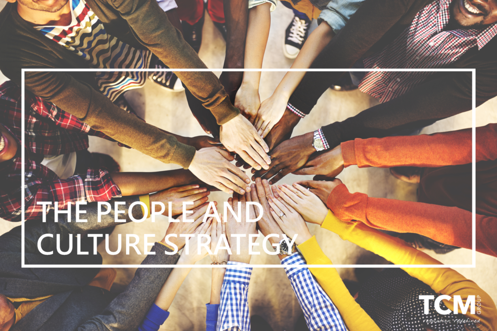 The People and Culture Strategy