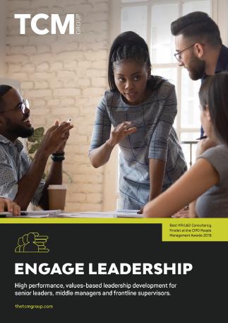 Engage Leadership